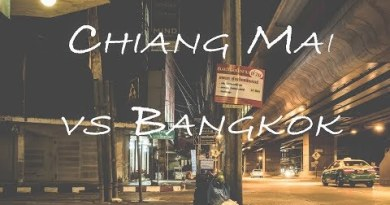Chiang Mai vs Bangkok   How to move to Thailand Pt.3   Where to Live