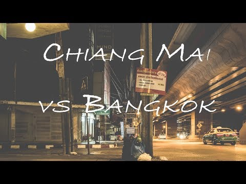 Chiang Mai vs Bangkok | How to move to Thailand Pt.3 | Where to Live