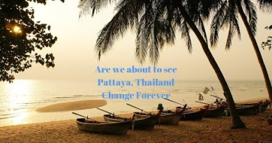 Is Pattaya, Thailand Shutting down the Nightlife?