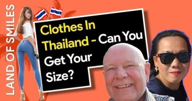 Clothes In Thailand – Can You Get Your Size?