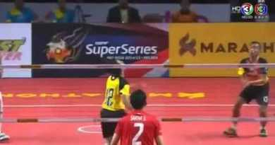 ISTAF Smartly-organized Series 2015 MALAYSIA VS THAILAND – FINAL (FULL)