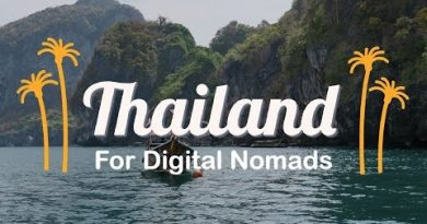 THAILAND FOR DIGITAL NOMADS – TOP 6 DESTINATIONS