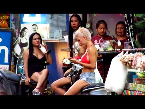 While Awaiting Customers episode 2 – Pattaya Thailand