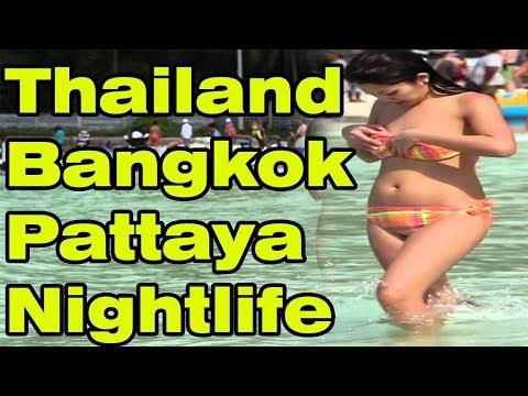 Thailand,Bangkok,Pattaya Nightlife – Thailand,Bangkok,Pattaya city  visit