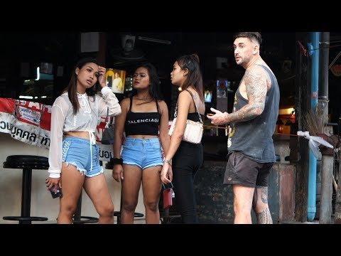 Pattaya 1am to 7am – Bars, Girls and DRAMA!!!