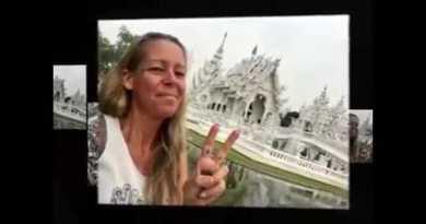 Thailand, World tour for peace