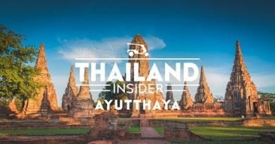Thailand Insider Sequence: Ayutthaya