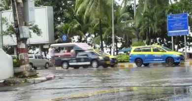 Gorgeous Asian Rain Pattaya Thailand