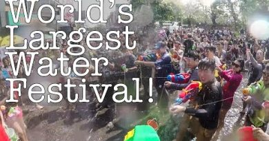 Songkran 2017 | CHIANG MAI | Greatest Water Celebration On EARTH!