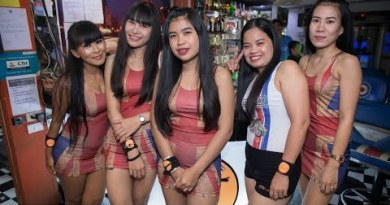 Pattaya Nightlife II Low price Bars II Soi 7 II