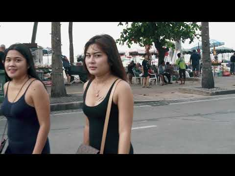 Beach Road Pattaya – What about Freelancers in the daylight hours?