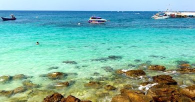 A BEAUTIFUL, HIDDEN GEM OFF TAWAEN BEACH | Koh Larn Island, Pattaya, Thailand