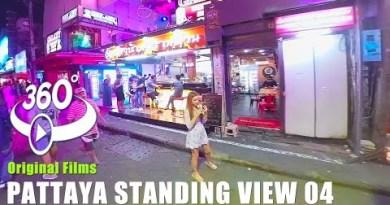 "Walking avenue pattaya ""Russian Original ladies Bar Galaxy "" 2019 – Original time Fashioned #04"