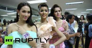 Thailand: Transgender beauty pageant heats up Pattaya