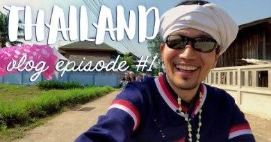 Come to Thailand TOMORROW?!  – Vlog #1