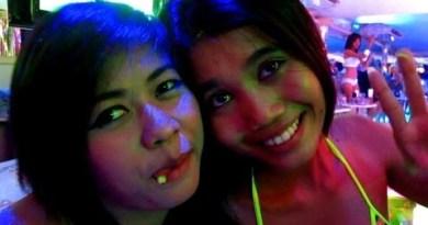 Pattaya Nightlife; Crazy Pattaya bar girls
