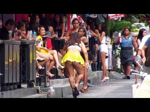 While Eager for Customers – Pattaya Thailand – Episode 5