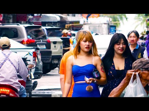 4K Day Scenes – Residing or Retiring in Pattaya, Thailand on $1000 a Month #3