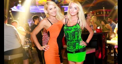 Lucifers Nightclub in Strolling Boulevard, Pattaya. This space knows systems to party!
