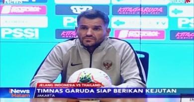 Timnas Indonesia Siapkan Kejutan Jelang Laga Lawan Thailand – iNews Malam 09/09