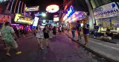 Pattaya Seaside, Thailand