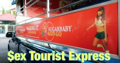 Bangkok to Pattaya Explicit – very cheap!!!