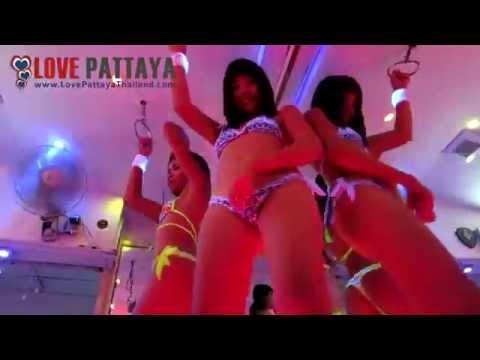 Heaven Agogo Pattaya Thailand Nightlife Ladies 2014