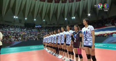 Thailand vs Italy – Volleyball World Sizable Prix 2017 #WGP2017
