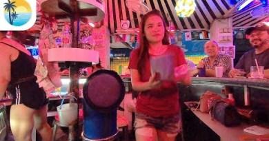 Lucky Carousel Bar (4K) Pattaya Nightlife