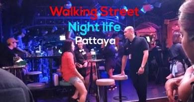 Strolling Boulevard.NightLife Pattaya.Thailand(Segment-6)
