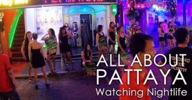 All Round Strolling Avenue Pattaya For Compare Nightlife & Freelancer Long-established Films 33