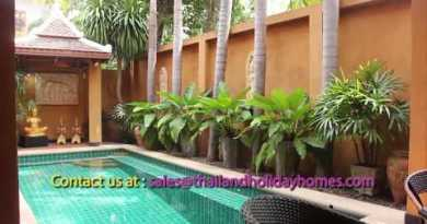 4 Bedrooms Pattaya Villas For Rent – Sunny Villa – Thailand Vacation Properties