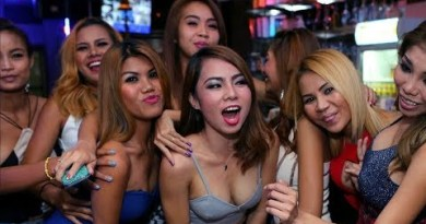 RAAS Nightclub Strolling Road Pattaya