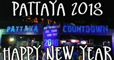 PATTAYA NEW YEARS EVE PATTAYA 2018