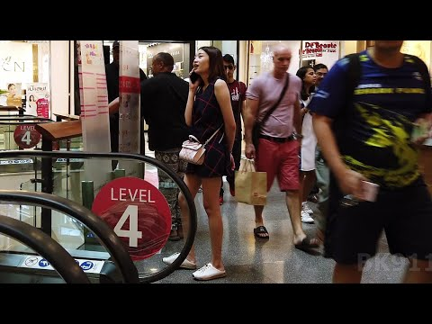 (4K) Strolling on Central Festival Pattaya – shut to Pattaya Seaside Twin carriageway (Vlog #093)