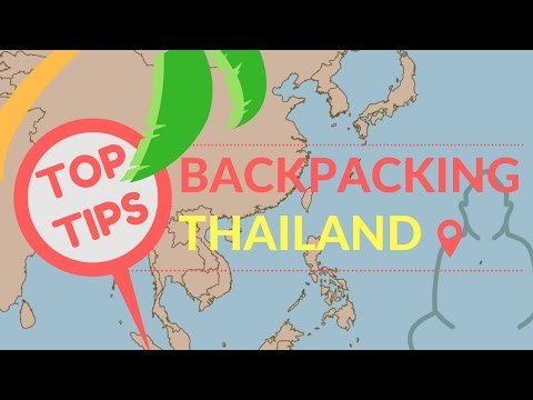 BACKPACKING THAILAND TOP TIPS