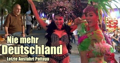 Nie mehr Deutschland – letzte Ausfahrt Pattaya   WDR