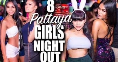 Inebriated with 8 Thai Ladies Pattaya Walking Avenue : NIght Golf equipment Ibar Insomnia