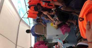 Coral island to Pattaya seaside boat dart