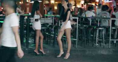 Strolling avenue Pattaya After Hour of darkness