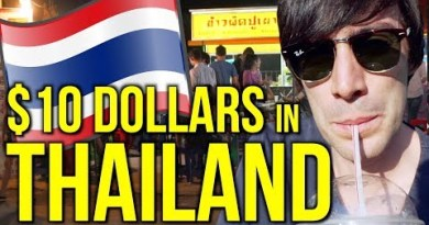 What Can $10 DOLLARS Secure You in THAILAND? | How Pricey is CHIANG MAI?