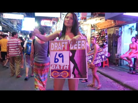 Pattaya Strolling Avenue – 26 July 2015