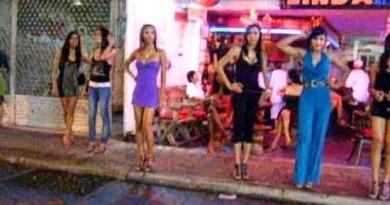 "Strolling down the ""Strolling boulevard"", Pattaya, Thailand"