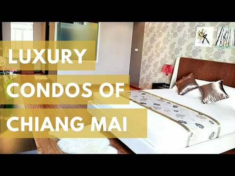 LUXURY CONDO SHOPPING IN CHIANG MAI THAILAND