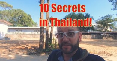 10 Secrets to Staying Out of Disaster in Thailand