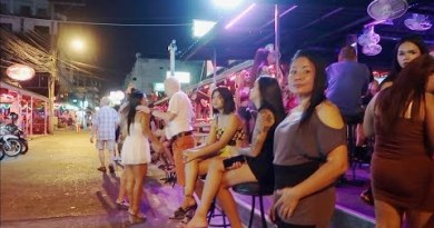 Pattaya Night Scenes – Vlog 351