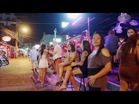 Pattaya Night Scenes – Vlog 351