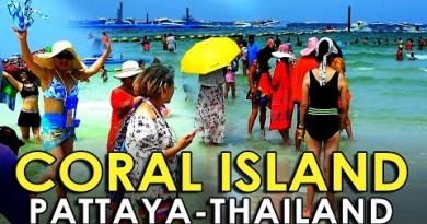 PATTAYA BEACH ADVENTURES -THAILAND