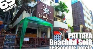 PATTAYA / Seaside Road soi8 / sensible hotels