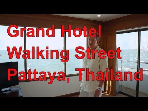 Huge Hotel Review Walking Road Pattaya